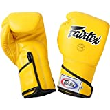 Fairtex BGV6 Gloves - Muay Thai Kickboxing MMA Training Boxing Equipment Gear For Martial...