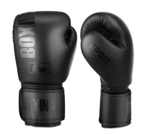 guantes boxeo flying